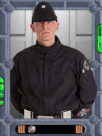 Imperial Crew: Bridge Crew; IC 92673