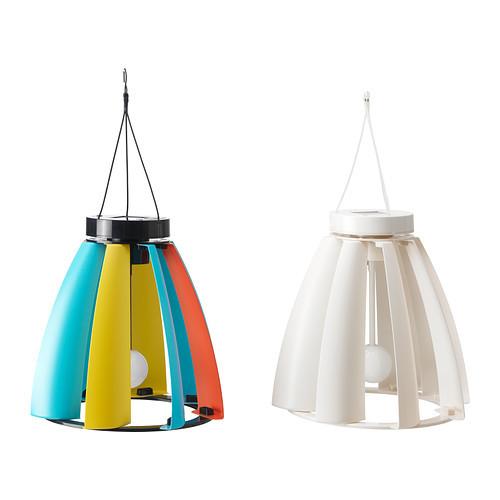 Ikea-lampade ad energia solare-CHF 39.95