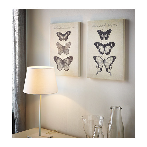 Due bellissimi canvas IKEA CHF 19.95