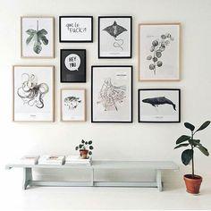 Quadri simili, immagini bianco/nero