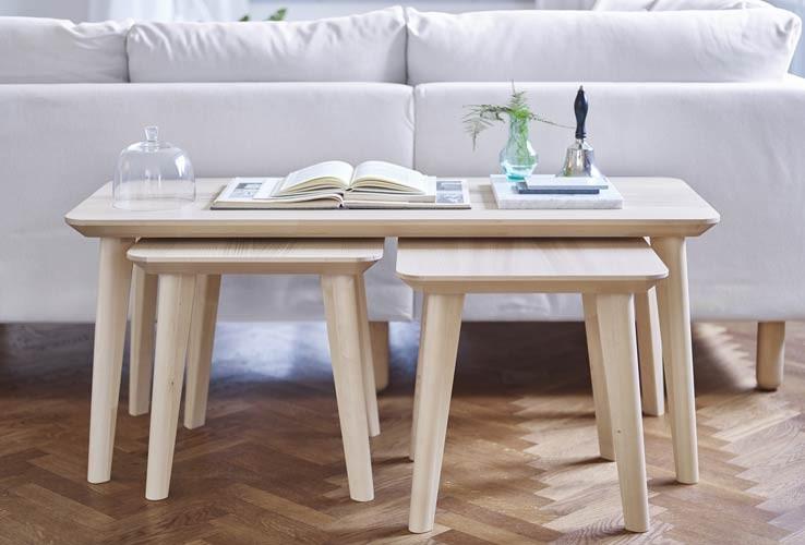 IKEA Lisabo tavolino-CHF 99.95