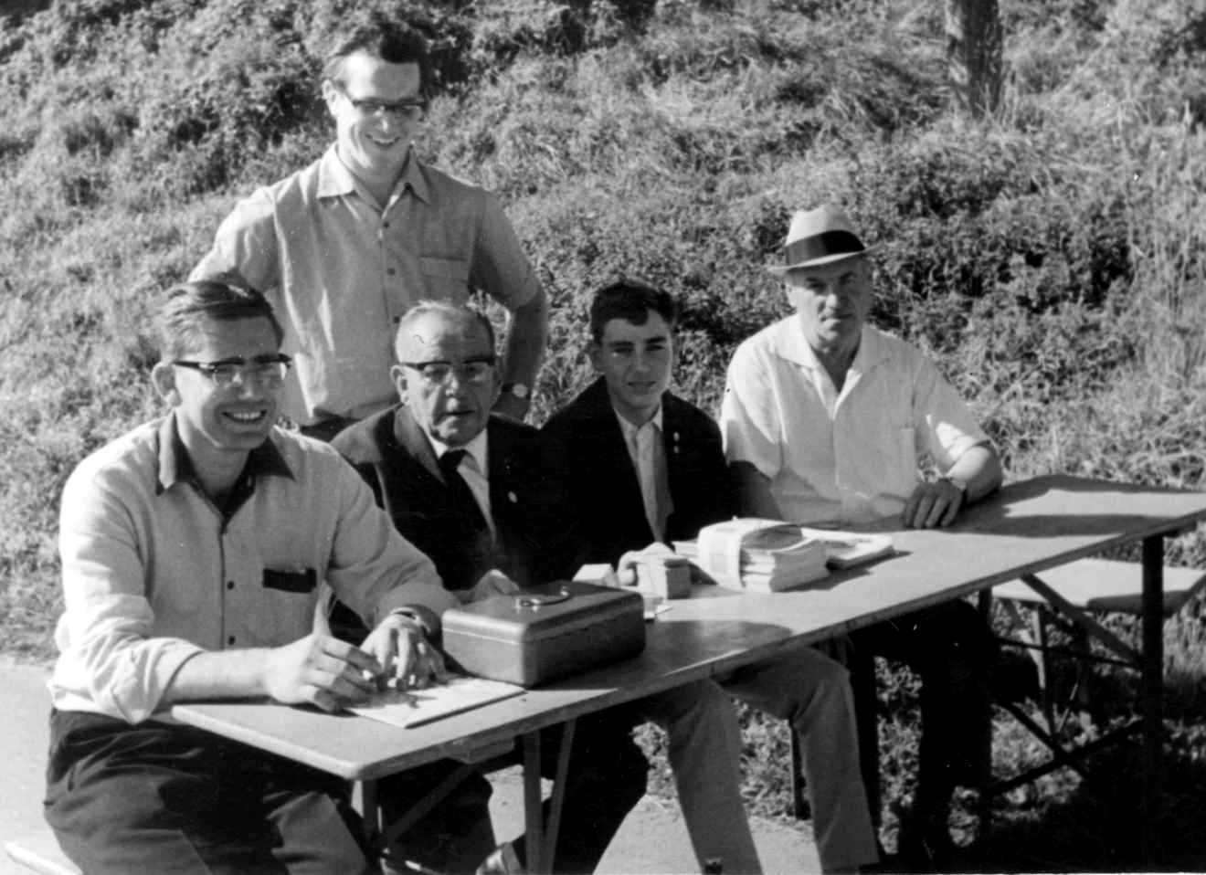 """1967 - Motocross im """"Bux"""""""