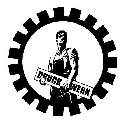 DRUCK WERK     Logo