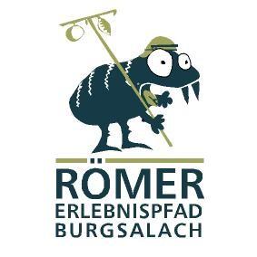 Erscheinungsbild für den Römer Erlebnispad in Burgsalach in Zusammenarbeit mit dem UNESCO Weltkulturerbe Limes