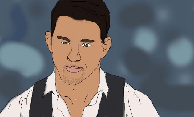 """Channing Tatum"" by ReganT"