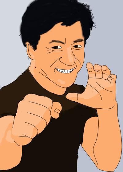"""""""Jackie Chan"""" - AidanW"""