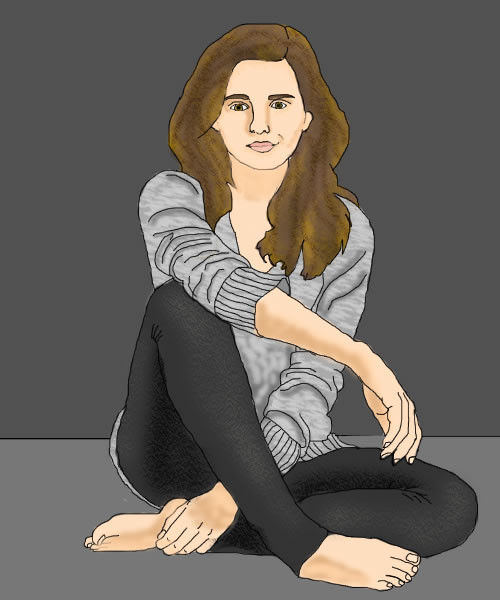"""""""Emma Watson"""" - ElowenB"""