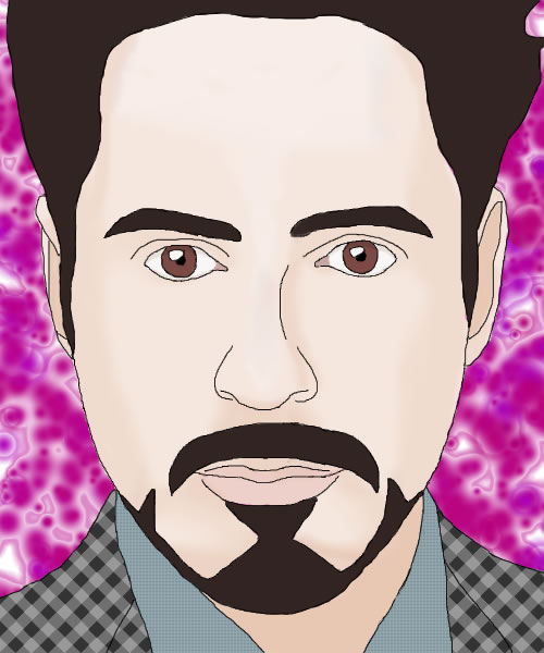 """Robert Downey Jr"" - EmilyM"