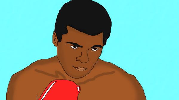 """""""Muhammad Ali"""" - ManuelM"""