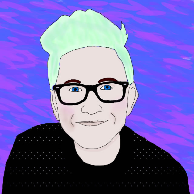 """Tyler Oakley"" by BreannaC"