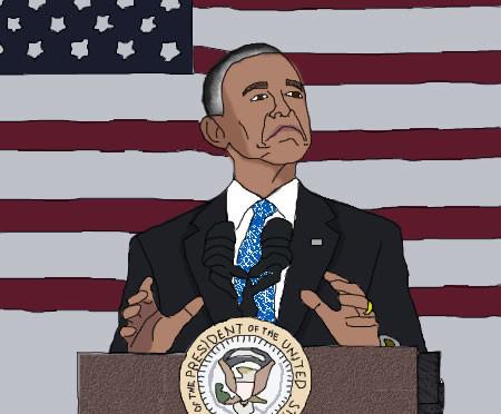 """""""Obama"""" - NathanW"""