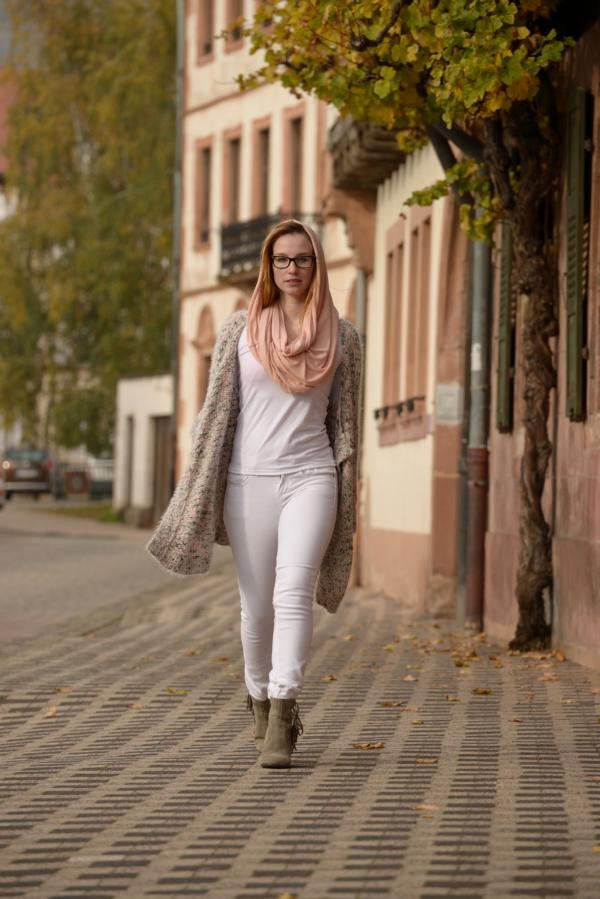 Streetshooting mit Christine
