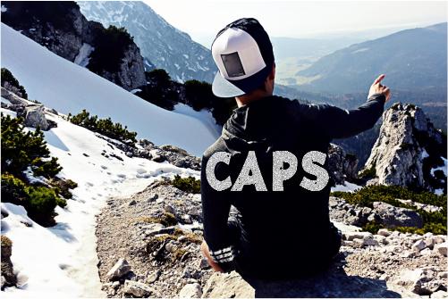 Caps Bergsteiger Mountiki