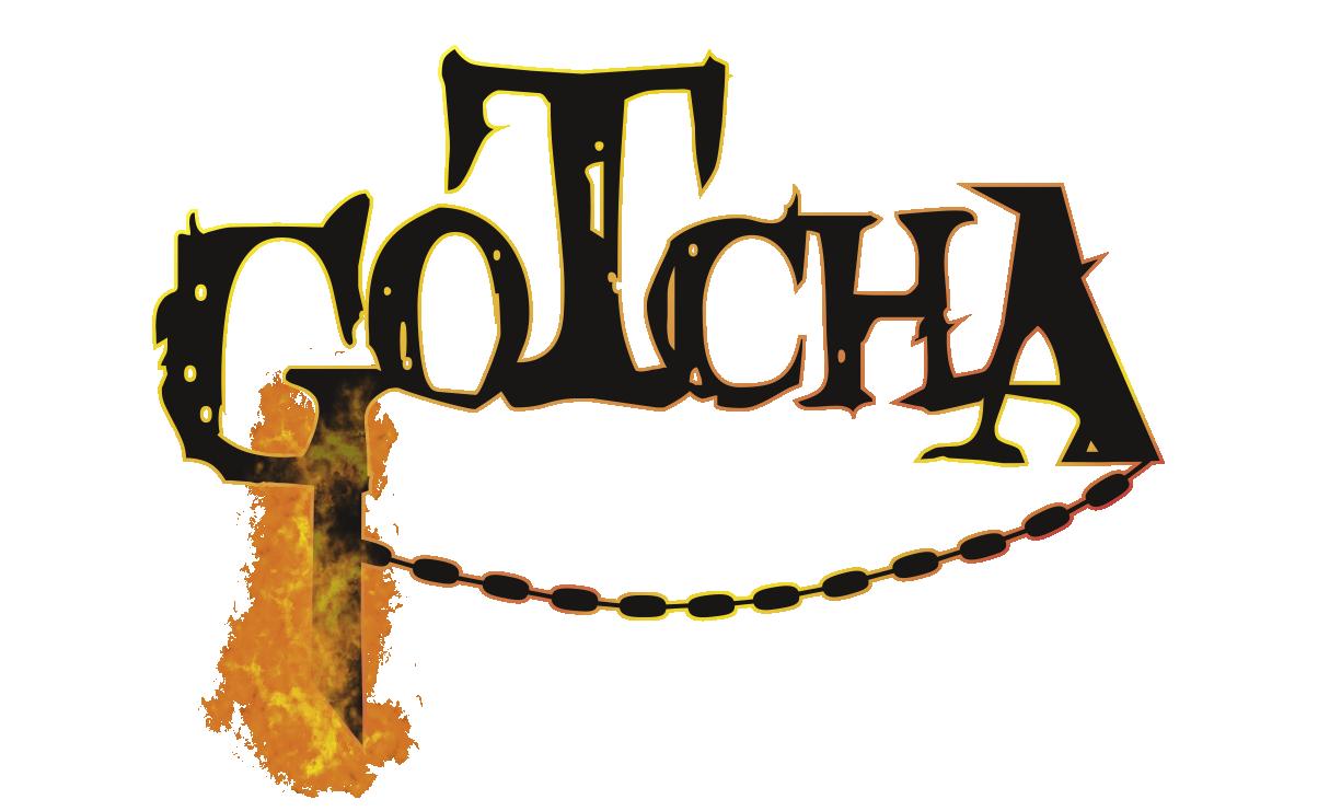 GOTCHA Comic Logo