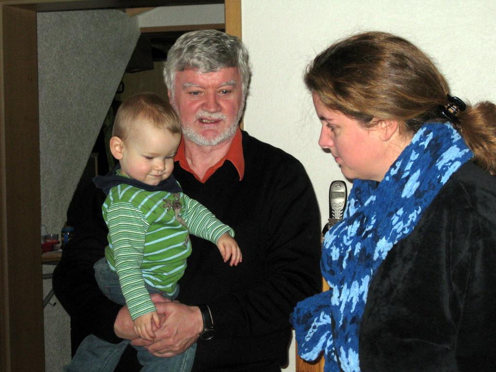 Franz, Mika, Chrissie