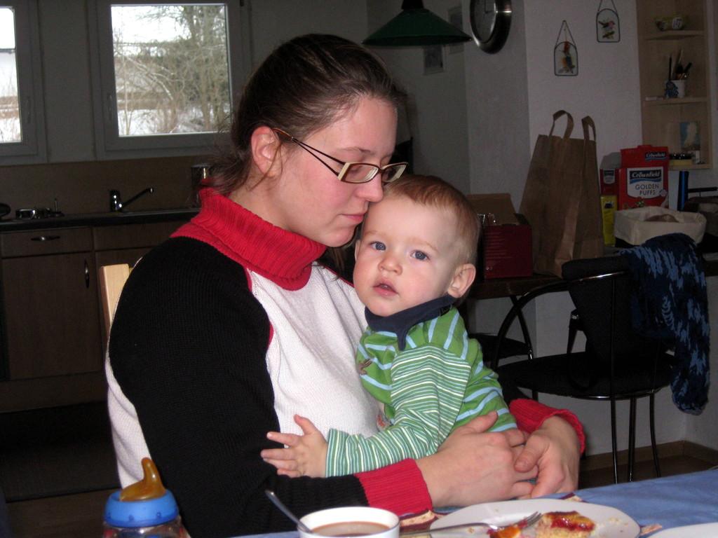 Mama und Mika
