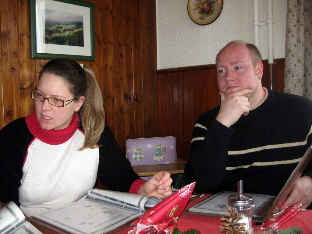 Sabine und Basti, die Eltern von Mika und Jannik