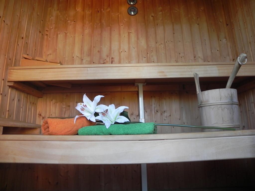 Sauna am Berg