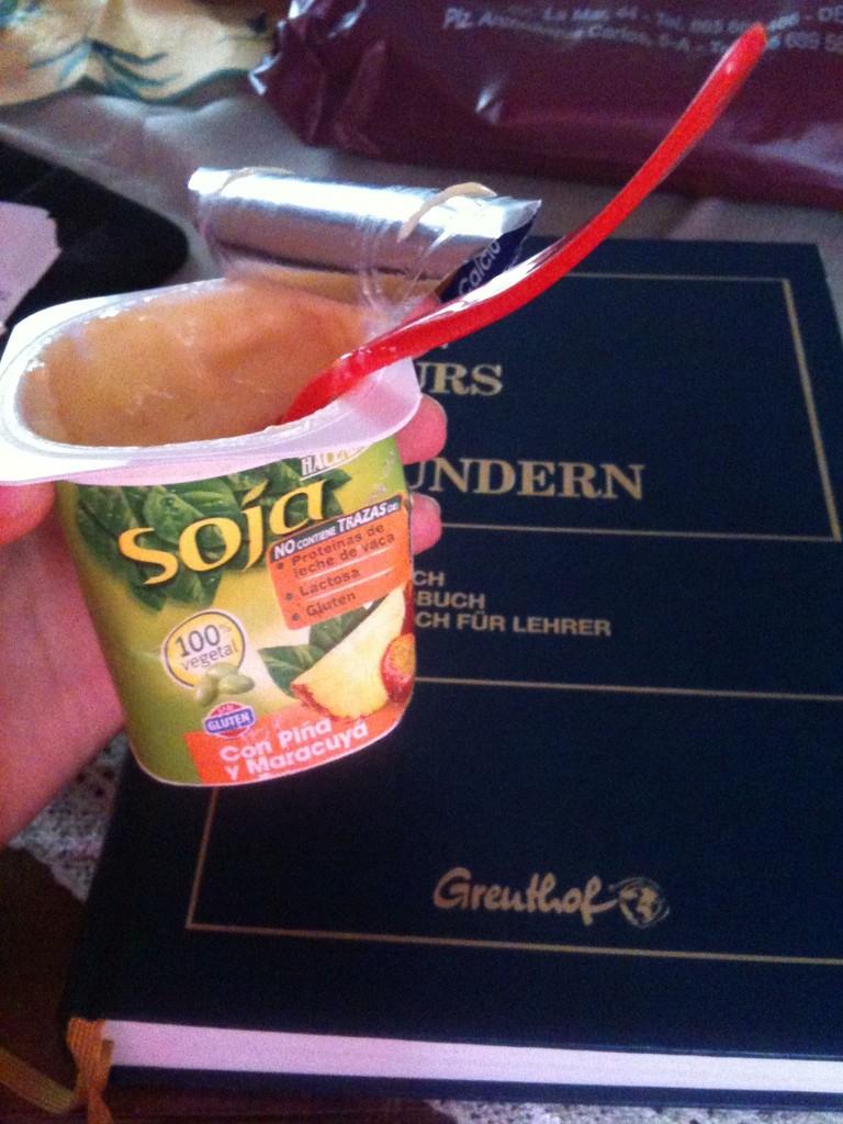 Soja - Joghurt? Bedeutungslos!