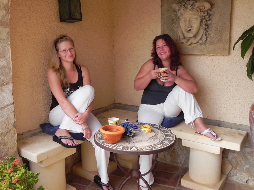 Mandy und Denise