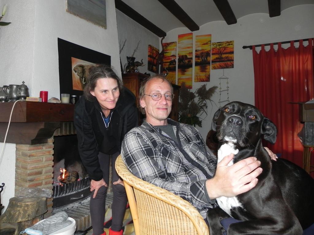 Unsere Gäste Sissy und Marco
