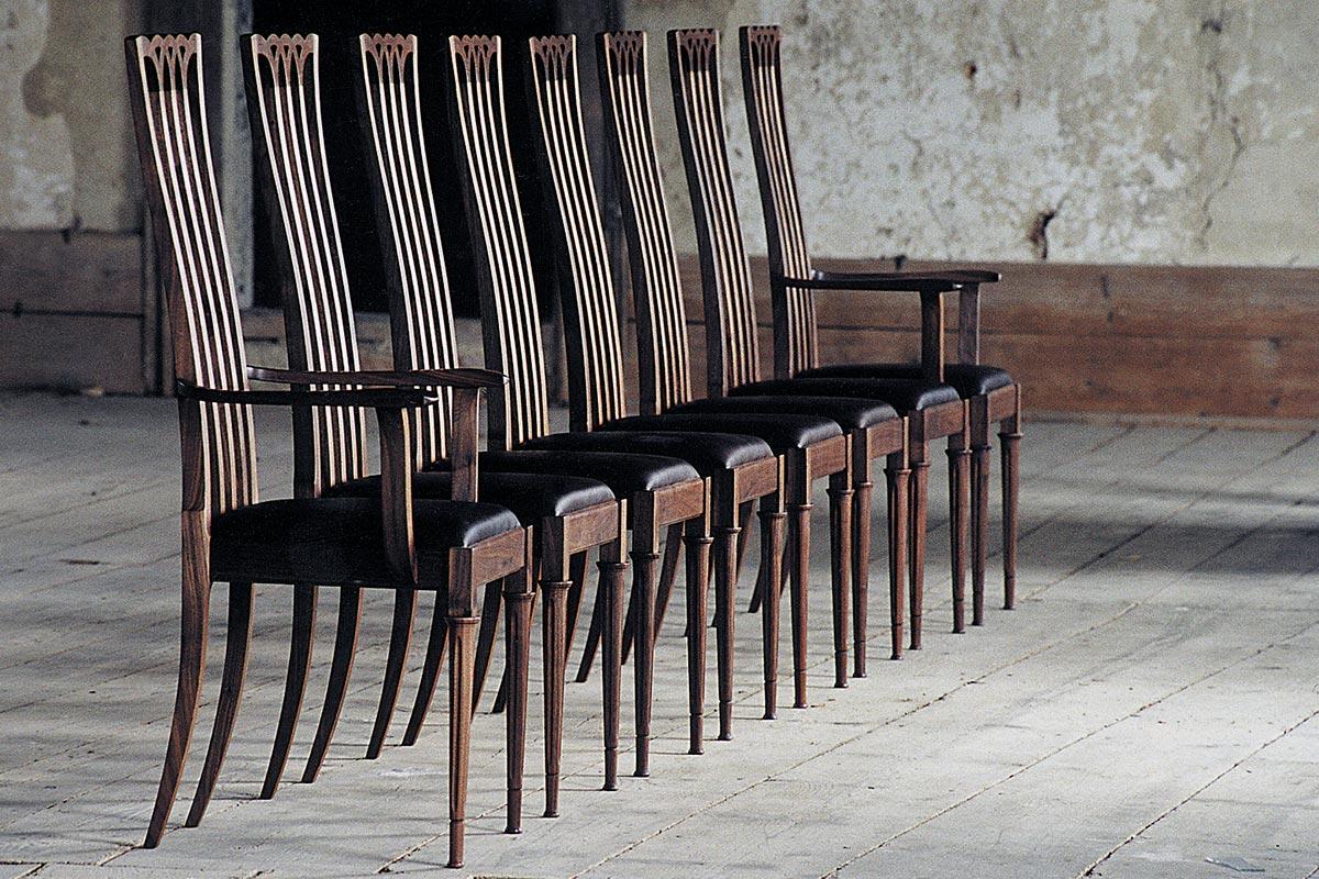 8 Stühle > SHERATON