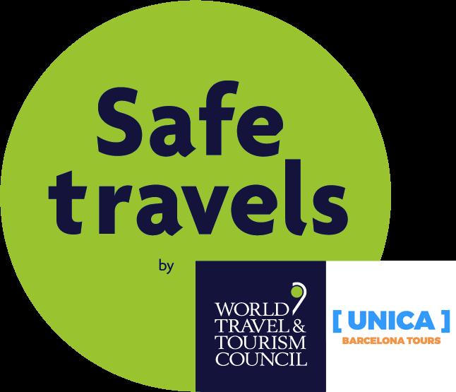 UNICA Barcelona Tours obtiene el Sello SAFE TRAVELS