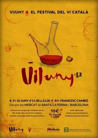 Festival del vino catalán