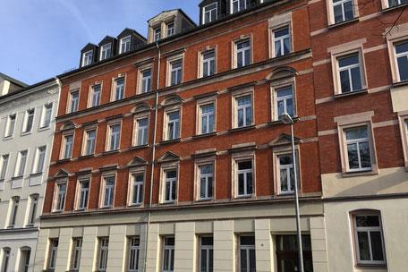 Mehrfamilienhaus in Chemnitz verkauft