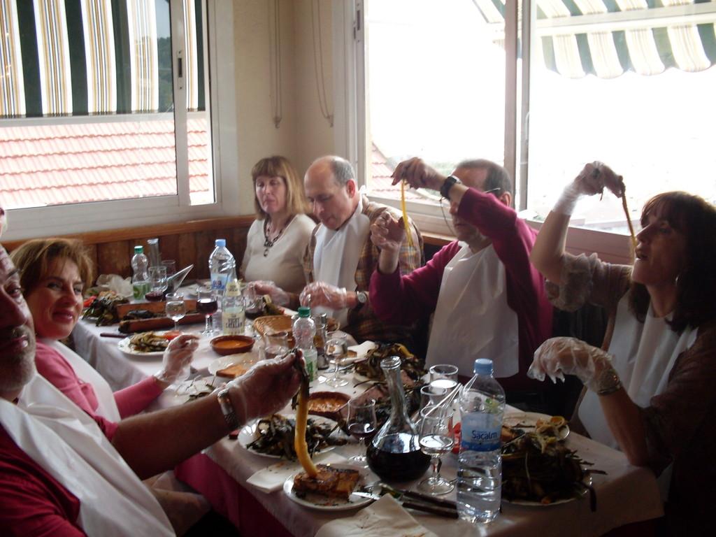 Cenas en inglés.