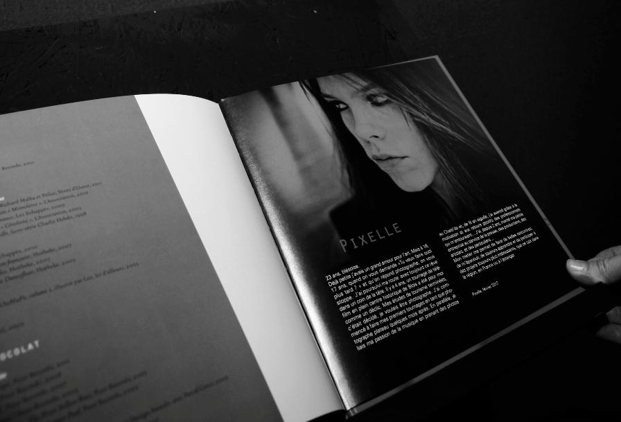 Réalisation du livre DUST BOWL avec Berberian - Luz - Bourhis - Debeurme - Relom ...