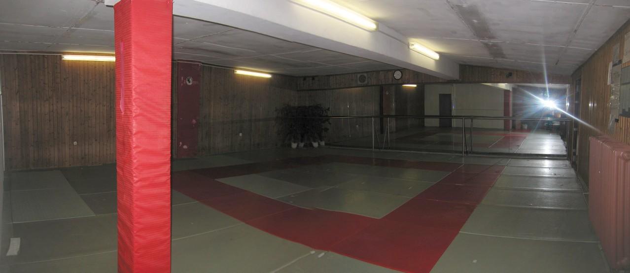 Der kleine Trainingsraum (Dojo2)