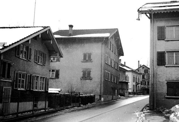 vor 1974, Foto Jakob Kubli