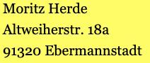 Moritz Herde