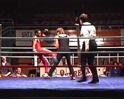 Finale du championnat du grand ouest 1993