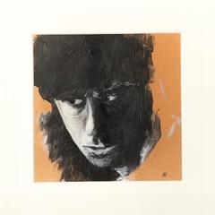 Gueule de bois III - Angelo Zurzolo - Acrylique sur bois - 2020