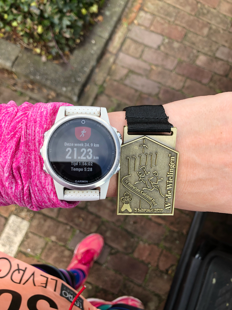 Mammoet Halve Marathon Fit Mom Marly