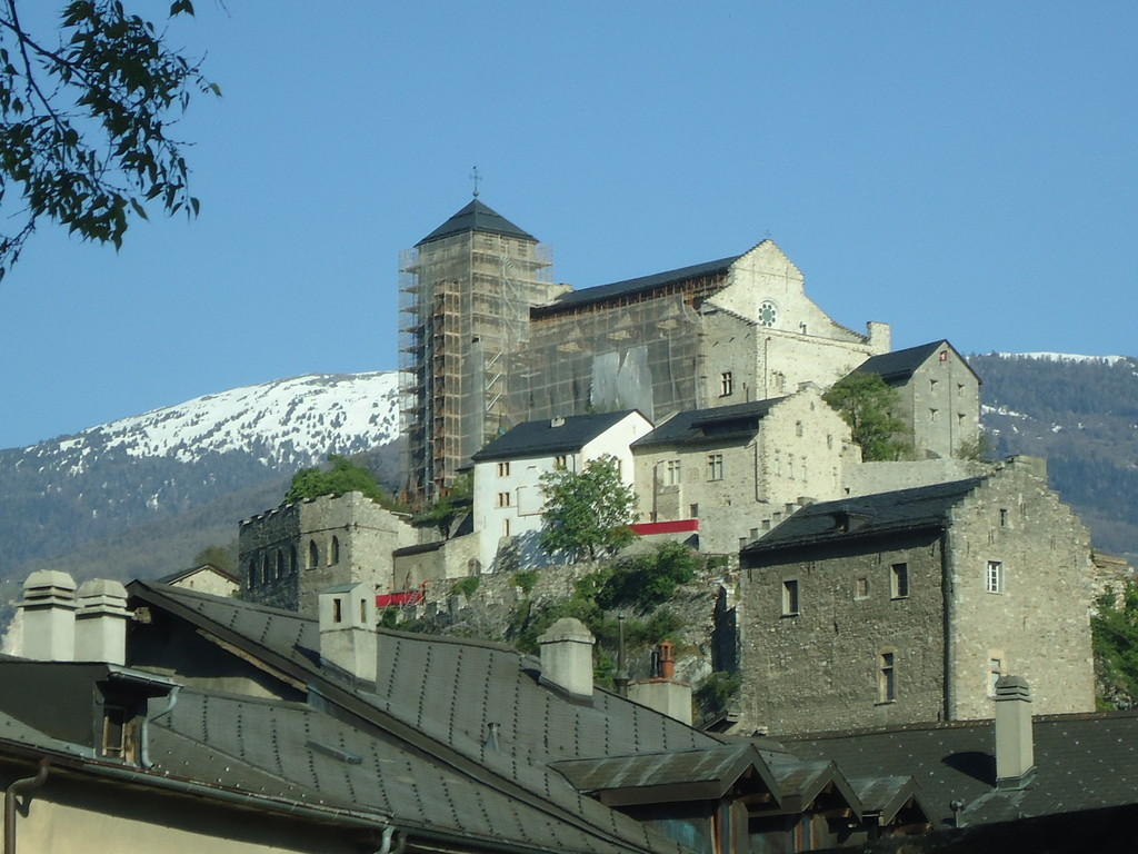 Basilique et Château de Valère, Sion