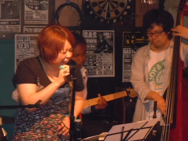 河野祐亮ピアノトリオ 2011.6.18