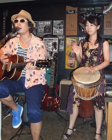 KAZ&ミサちゃん