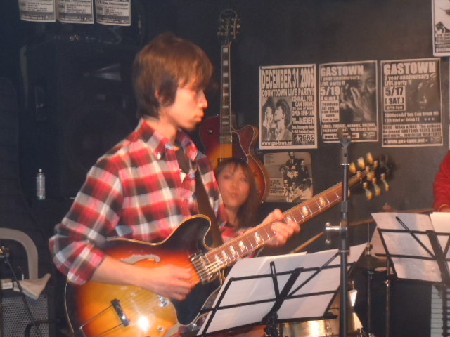 Yesterday's Funk Brothers 2012.3.17