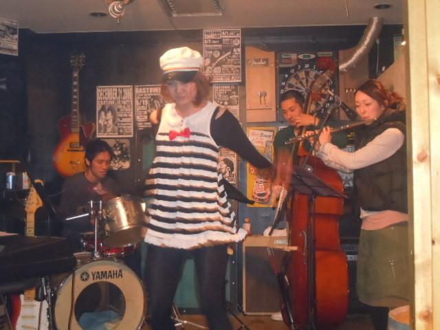 れもん&T with リズムセクションズ 2011.4.2