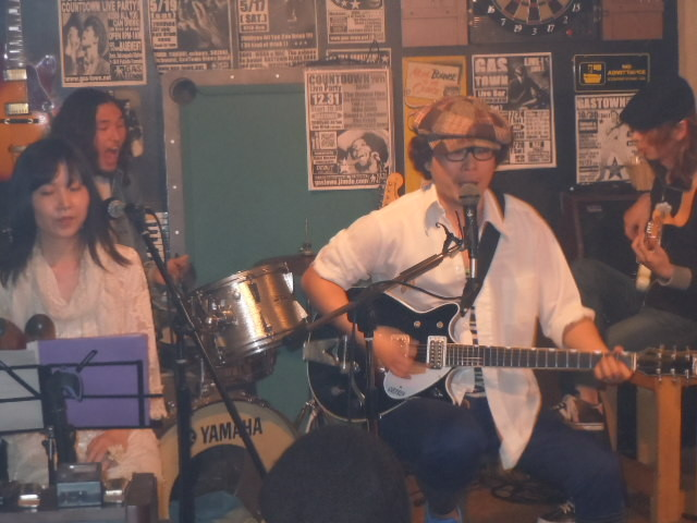 Kaz & the'60s Mind Project 2011.4.9