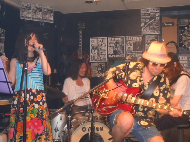 Kaz & the'60s Mind Project 2011.7.16