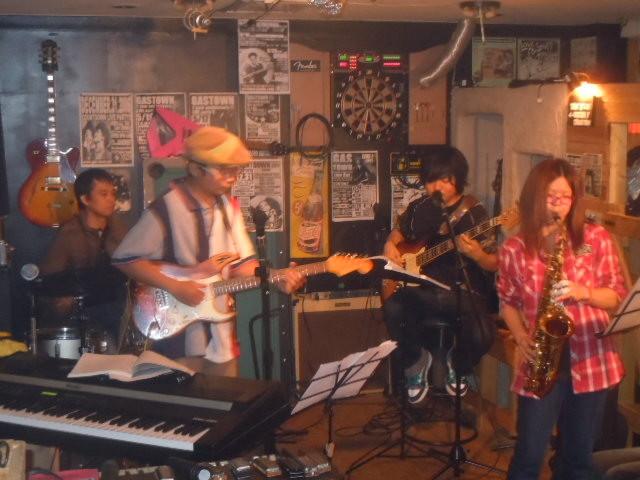 小根山 啓太バンド 2011.11.5