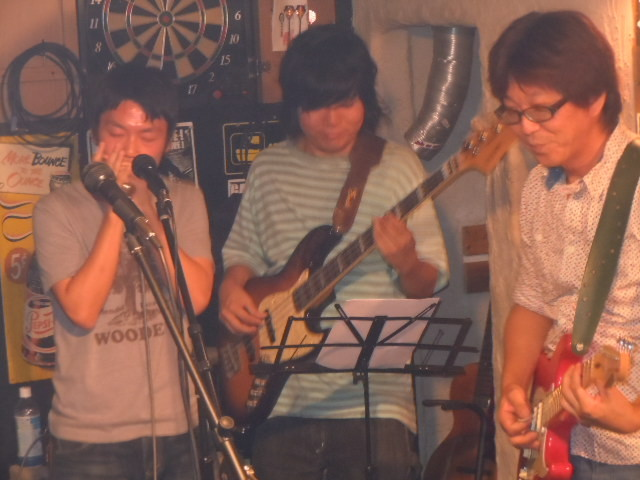 小根山啓太バンド 2012.9.22
