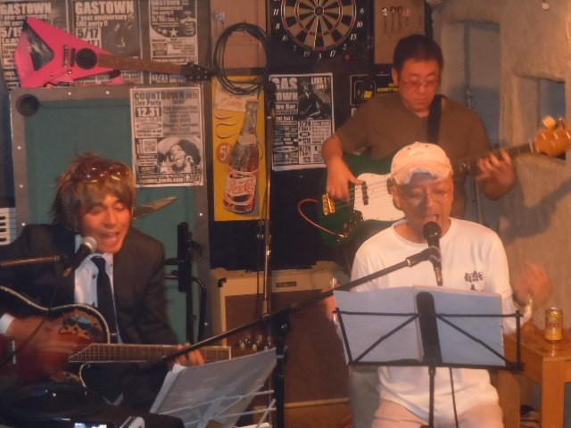 新関西国際ブルースオールスターバンド 2011.11.19