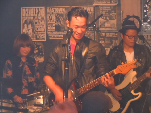 The Deluxe Five 2012.11.17