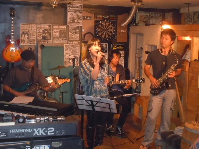 アコースティックジャズトリオ 2011.9.30