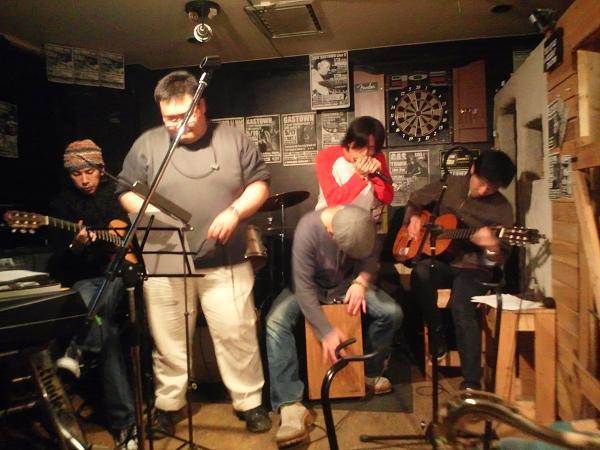 かきのたねシスターズ 2012.4.21